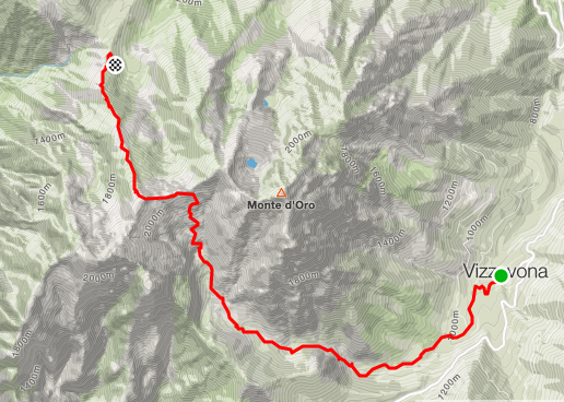 Route stage 1