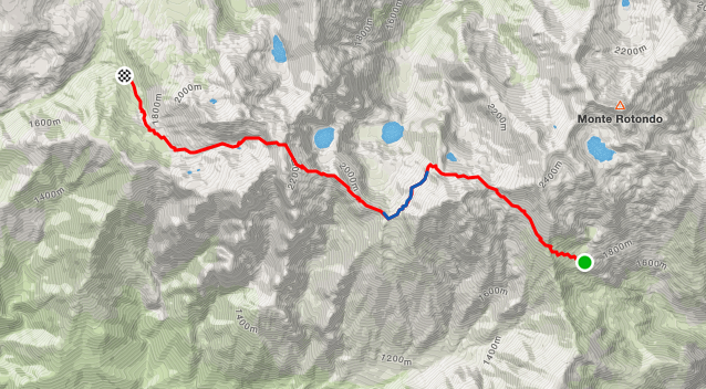 Route stage 3
