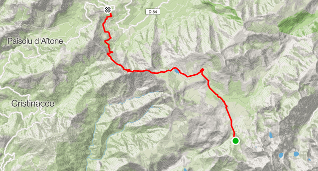 Route stage 4
